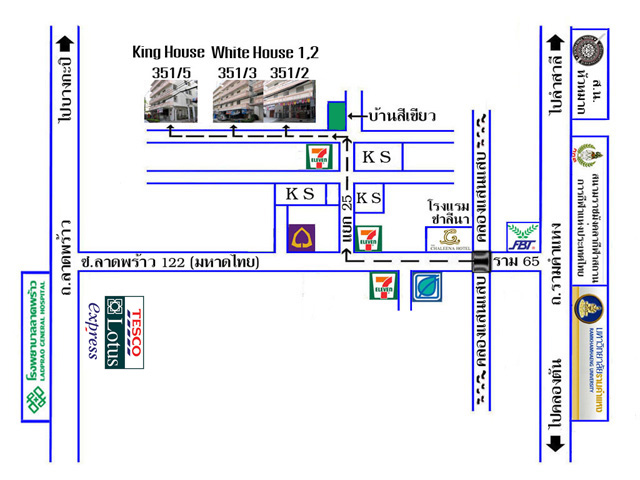 king house