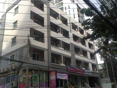 ธาราทิพย์แมนชั่น (tharathip mansion)