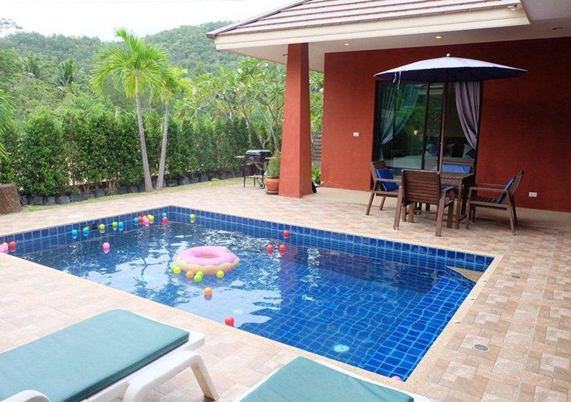 ให้เช่า The Eight Residence @บ่อฝ้าย หัวหินซ.6
