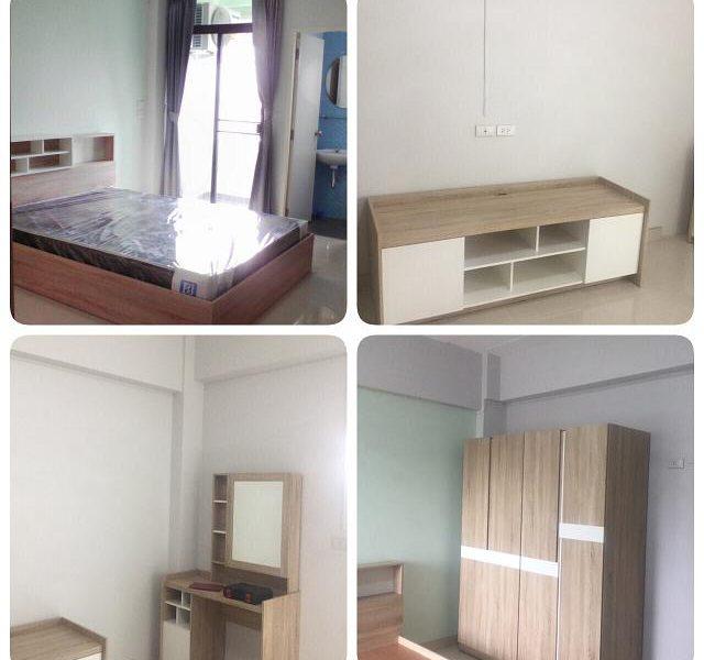 ห้องพักรายเดือน C.S.Place บางพลี